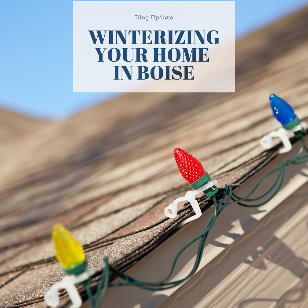 winterizing your home in boise